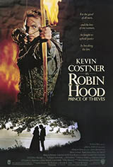 Robin Hood: Prince of Thieves Movie Poster