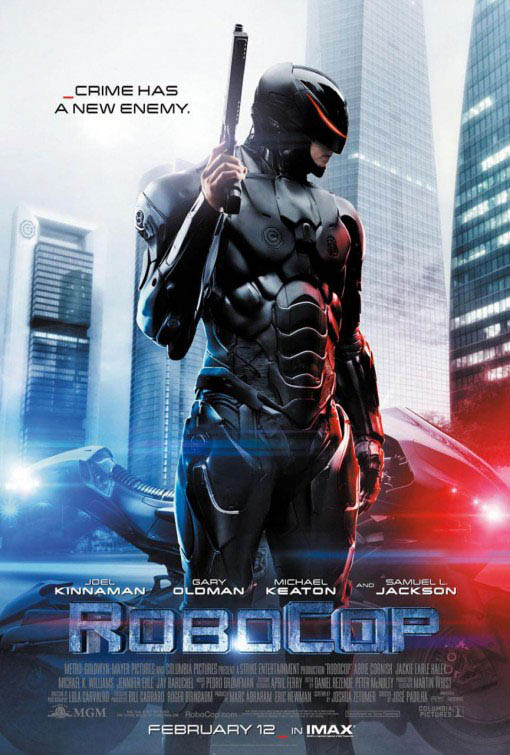 RoboCop Large Poster