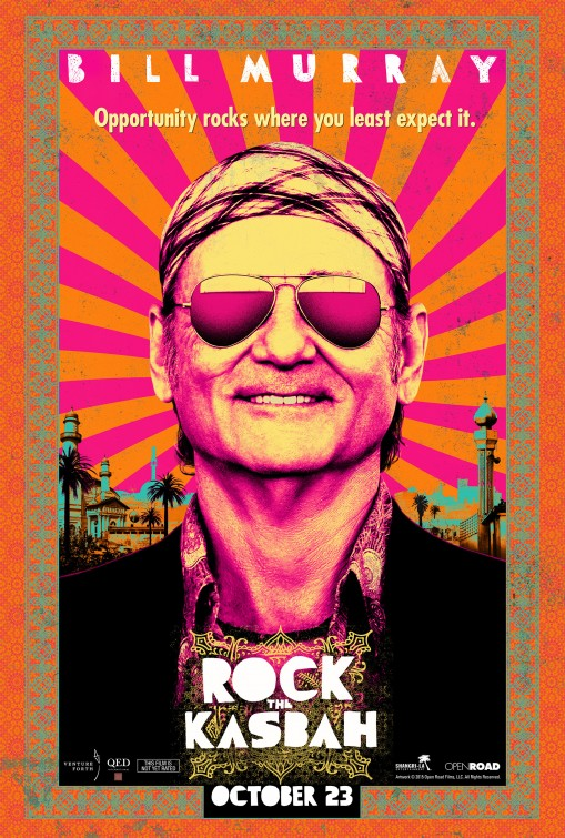 Rock the Kasbah Large Poster