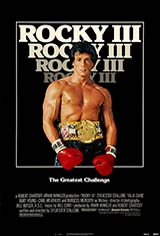 Rocky III Movie Poster
