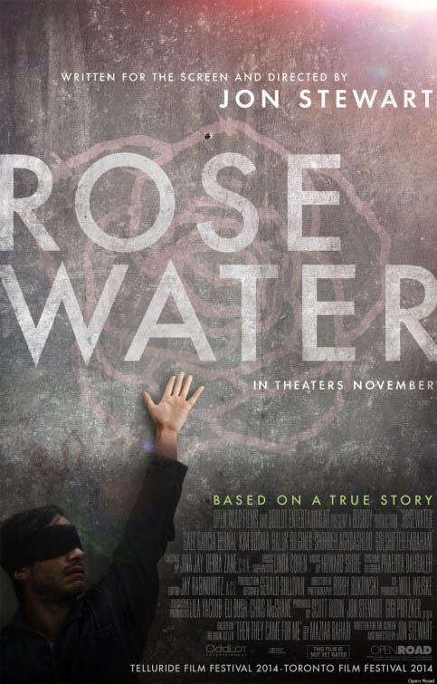 Rosewater (v.o.a.) Large Poster