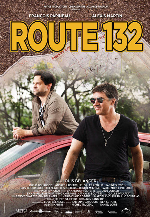 Route 132 Large Poster