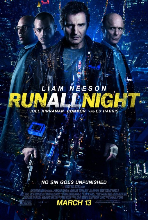 Run All Night Large Poster