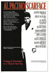 Scarface Movie Poster