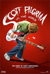 Scott Pilgrim vs. the World Movie Poster