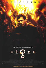 Signs Movie Poster