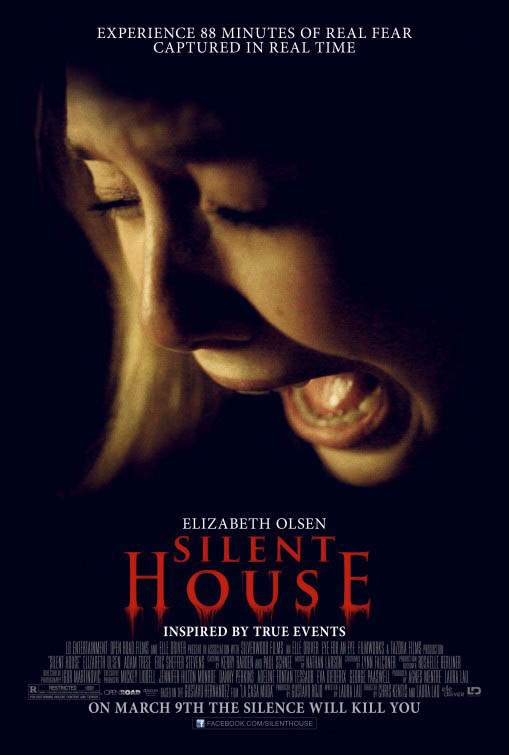 Silent House Large Poster