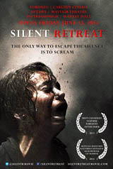 Silent Retreat Movie Poster