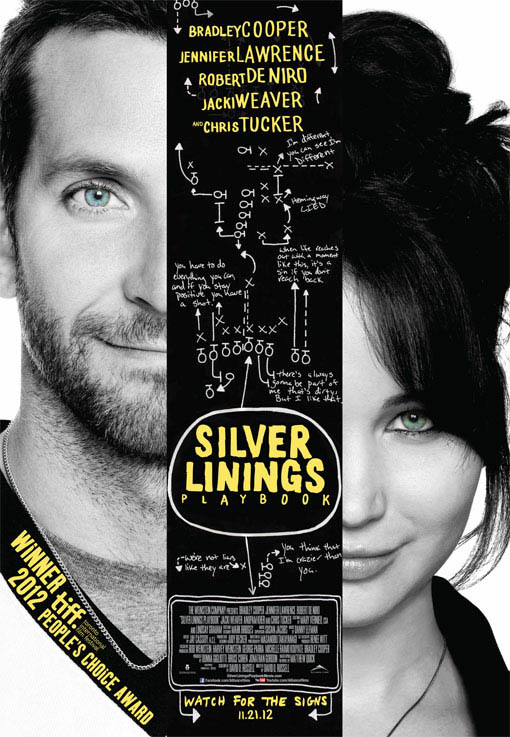 Silver Linings Playbook Large Poster