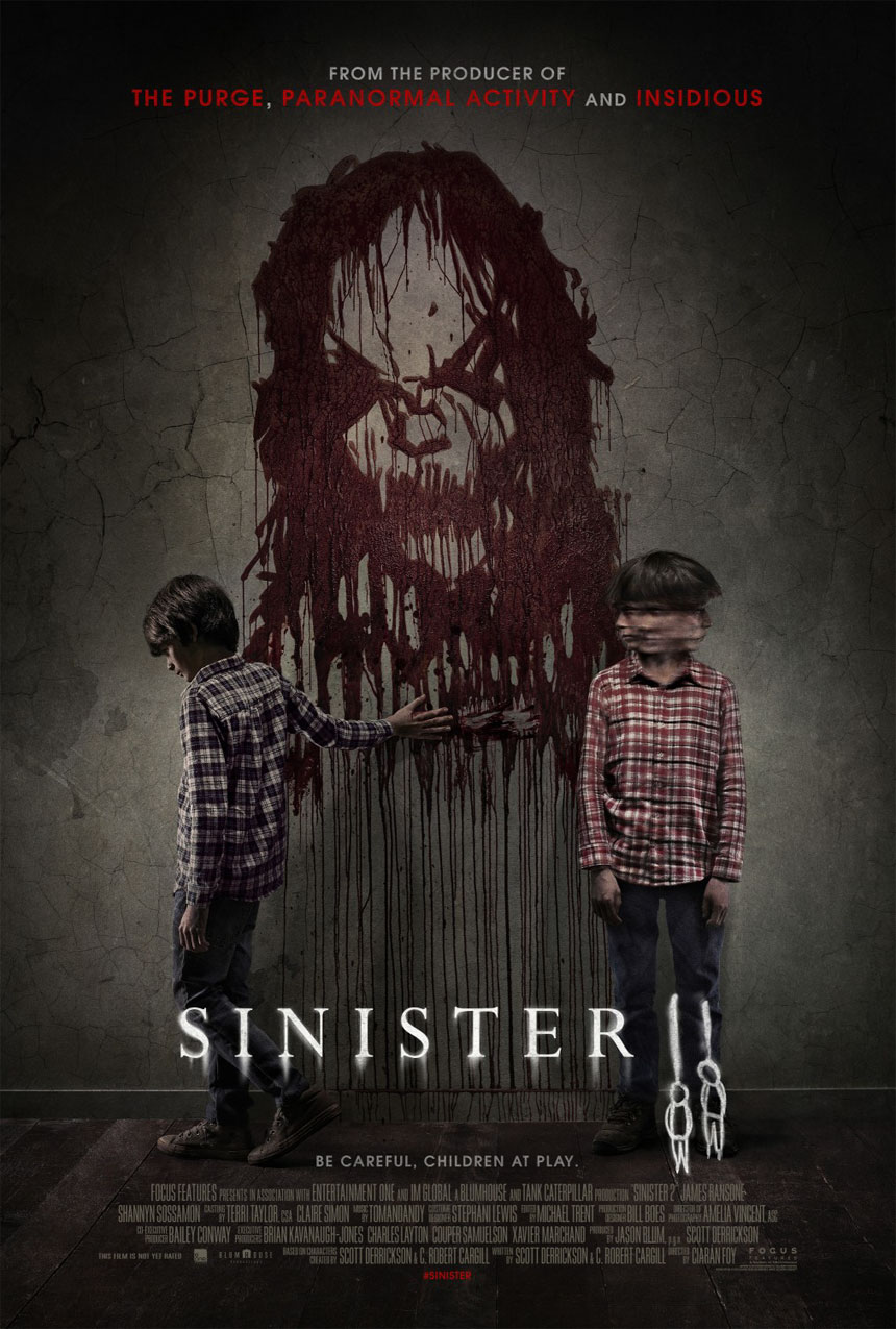 Sinister 2 Large Poster