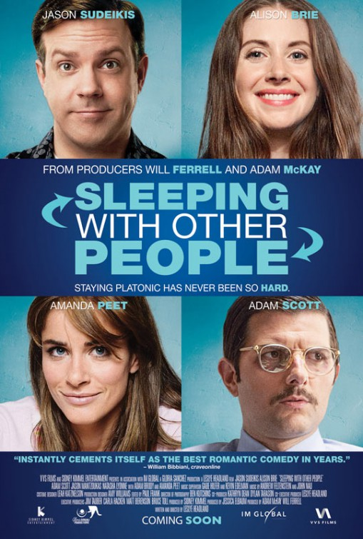 Sleeping With Other People Large Poster