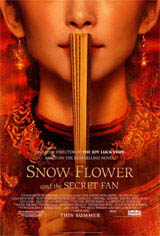 Snow Flower and the Secret Fan Movie Poster