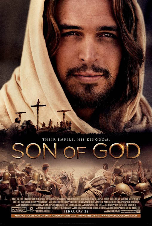 Son of God Large Poster
