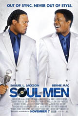 Soul Men Movie Poster
