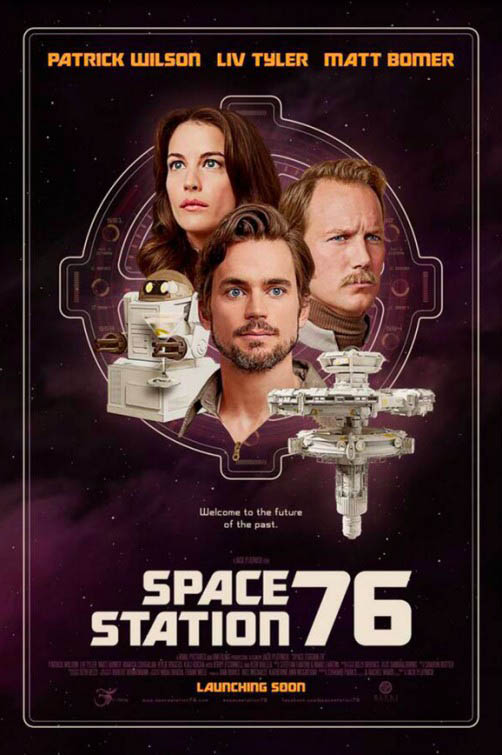 Space Station 76 Large Poster