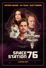 Space Station 76 Movie Poster