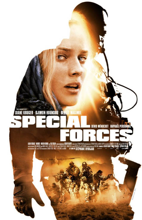 Special Forces Large Poster
