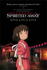 Miyazaki's Spirited Away Movie Poster