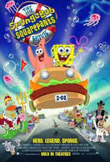 The Spongebob SquarePants Movie Movie Poster