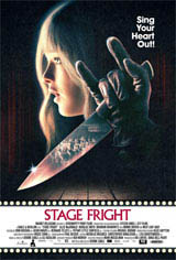 Stage Fright Movie Poster Movie Poster