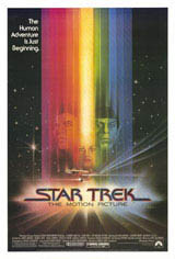 Star Trek: The Motion Picture Movie Poster