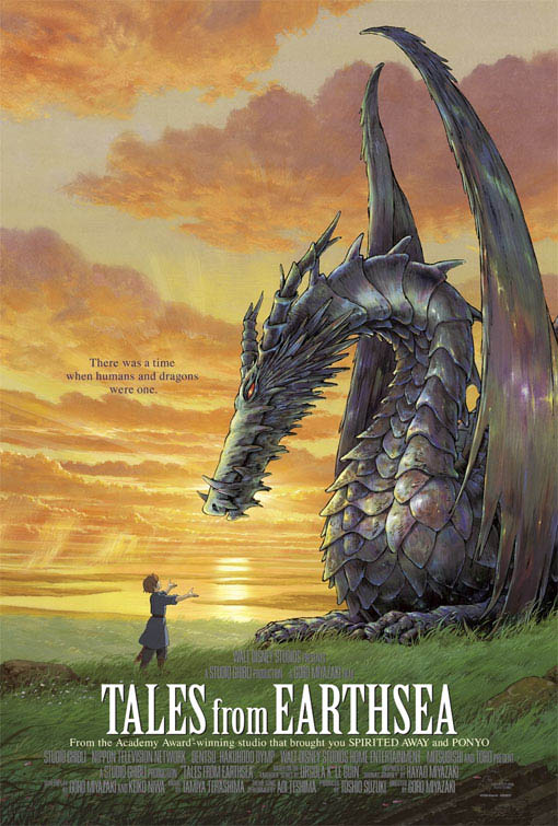 Tales from Earthsea Large Poster