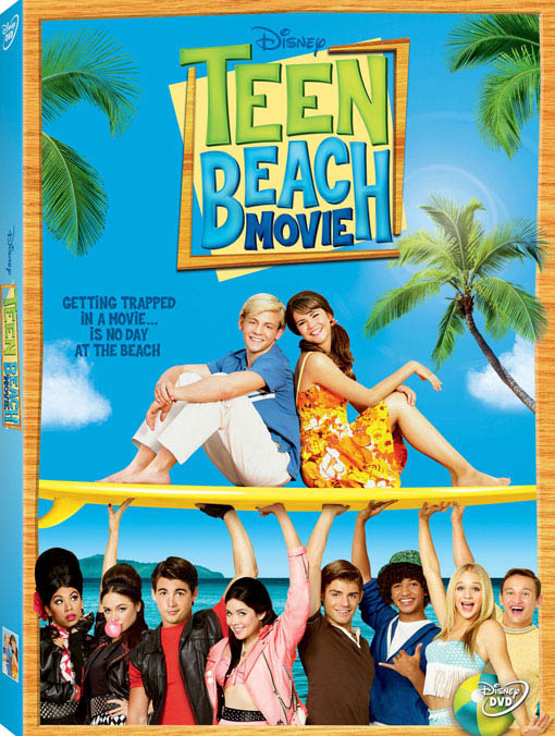 Teen Beach Movie Large Poster
