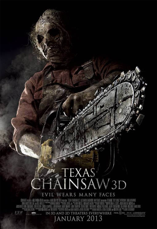 Texas Chainsaw Large Poster