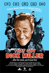 That Guy Dick Miller Movie Poster