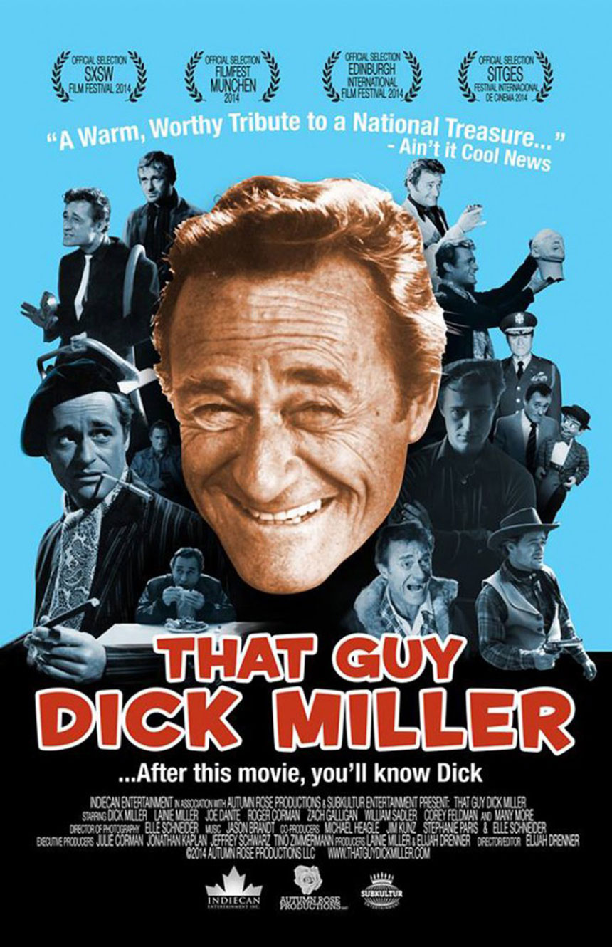 That Guy Dick Miller Large Poster