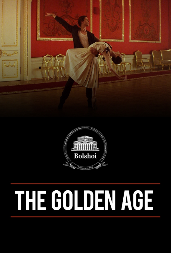 Bolshoi Ballet: The Golden Age Large Poster