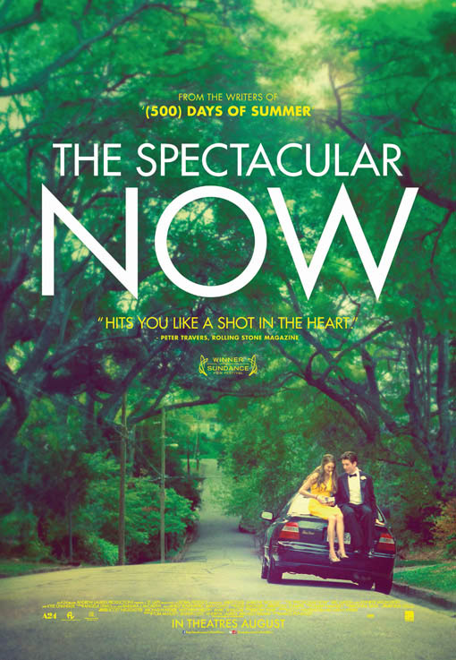 The Spectacular Now Large Poster