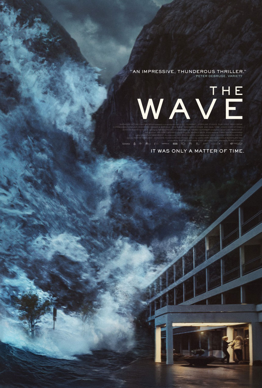The Wave Large Poster