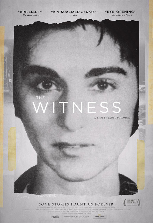 The Witness Large Poster