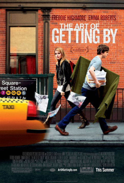 The Art of Getting By Large Poster