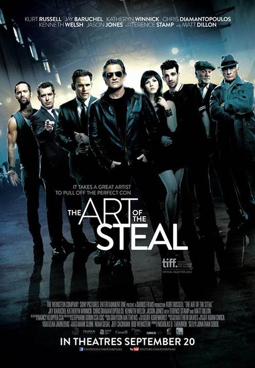 The Art of the Steal Large Poster