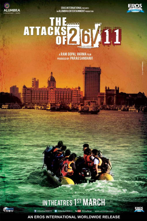 The Attacks of 26/11 Large Poster