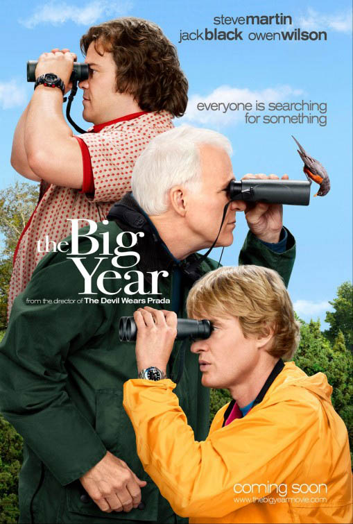The Big Year Large Poster