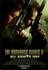 The Boondock Saints II: All Saints Day Movie Poster