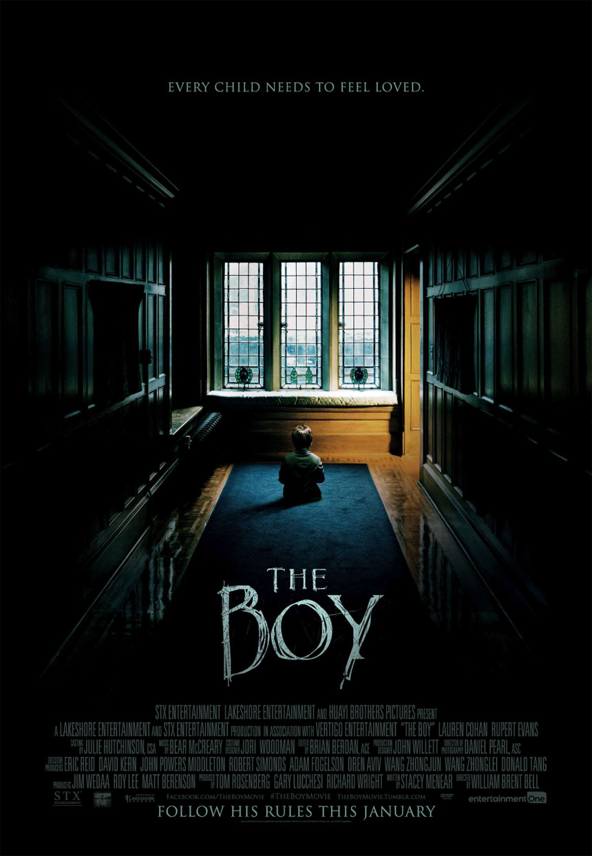 The Boy Large Poster