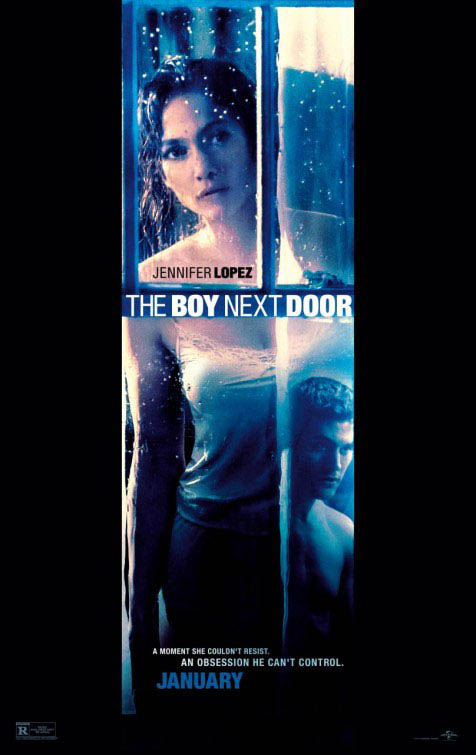 The Boy Next Door Large Poster