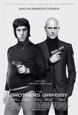The Brothers Grimsby Movie Poster Movie Poster