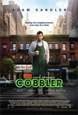The Cobbler Movie Poster