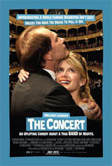 The Concert Movie Poster