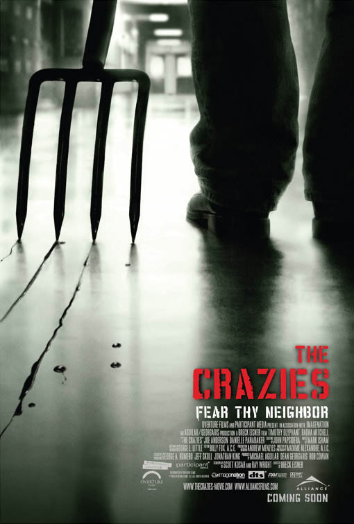 The Crazies Large Poster