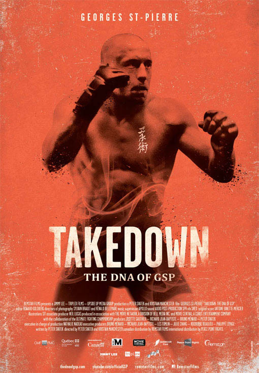 Takedown: The DNA of GSP Large Poster