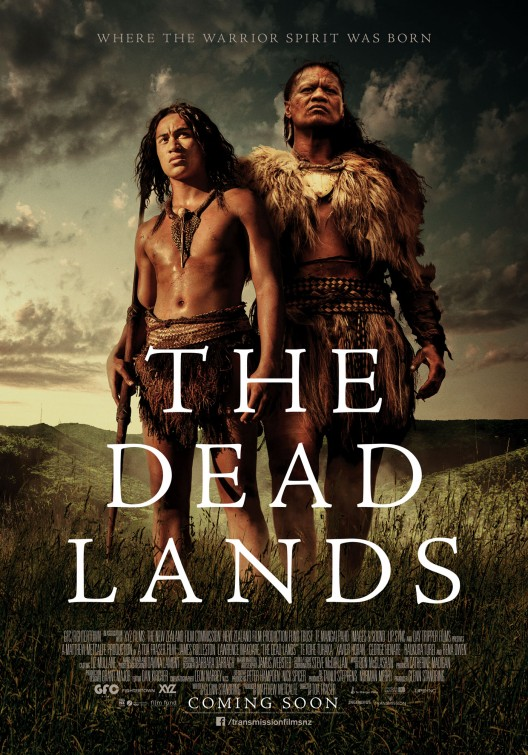 The Dead Lands Large Poster