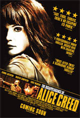 The Disappearance of Alice Creed Movie Poster Movie Poster