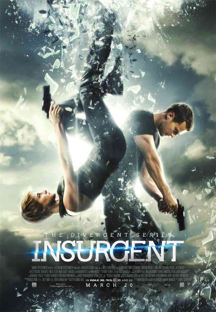 The Divergent Series: Insurgent Large Poster