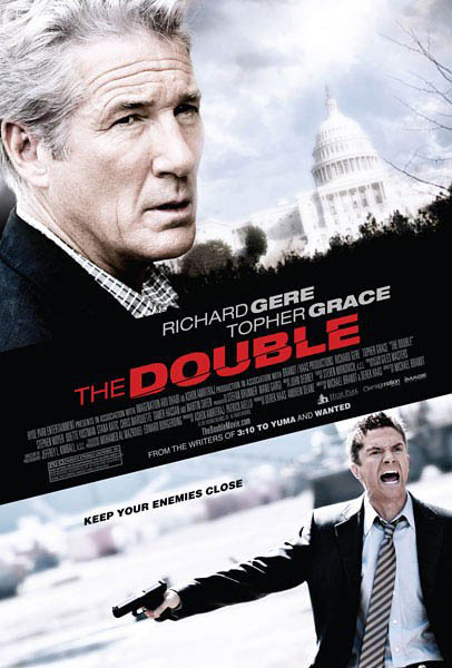 The Double (2011) Large Poster